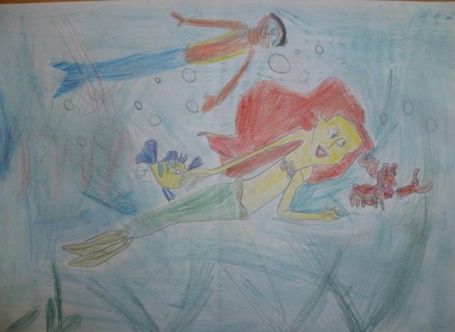 [Règle n°0] Concours de production artistique : saison 8 : semaine 19 : les enfants des couples disney. - Page 22 P1030712