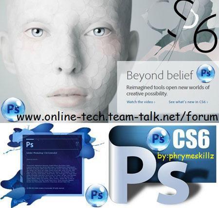 Adobe Photoshop CS6 13.0 Extended Photos10