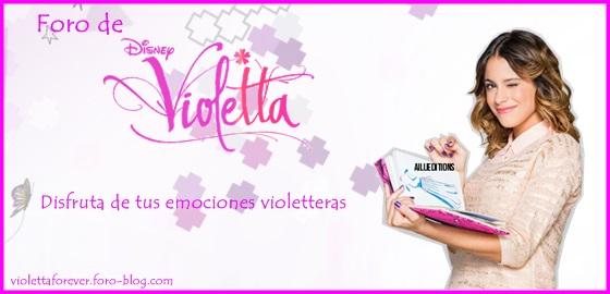 ♥ Foro de Violetta ♥