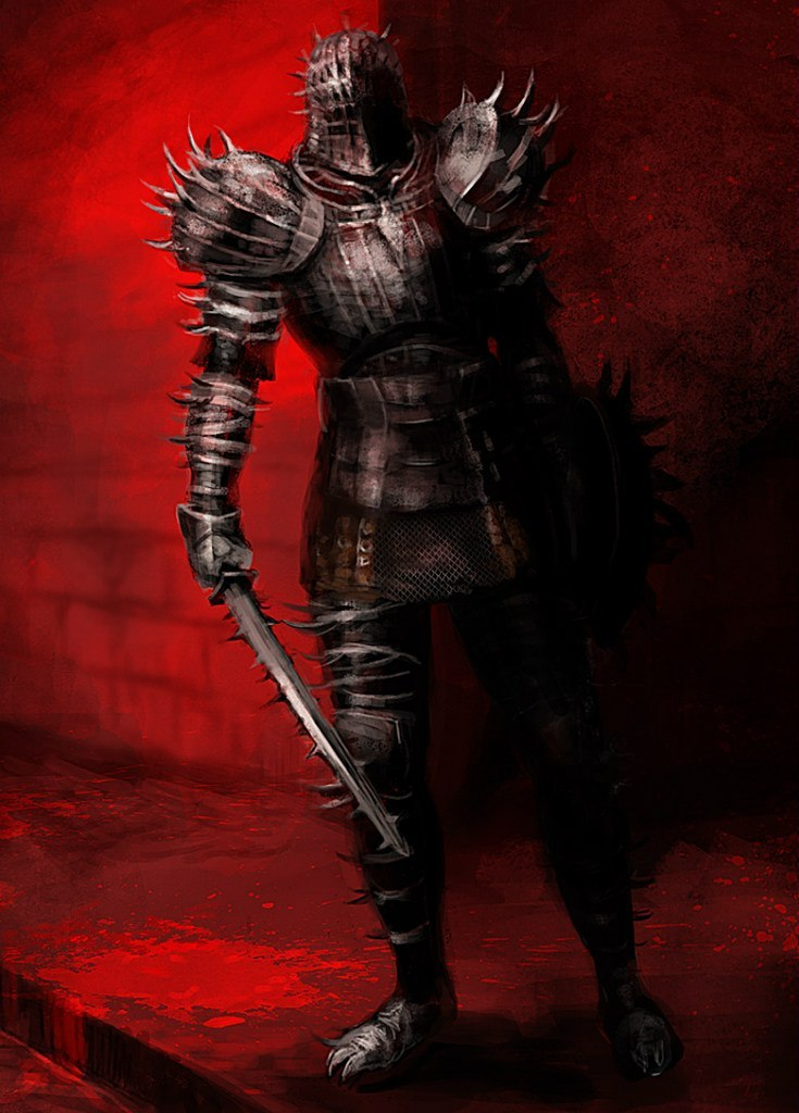 Thorned Guard Thorne13