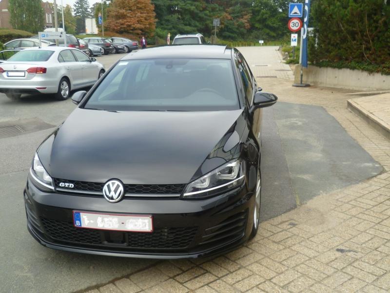 Golf 7 GTD Gris Carbone 5p Manuelle Livraison Janvier 2014 - Page 2 P1030014