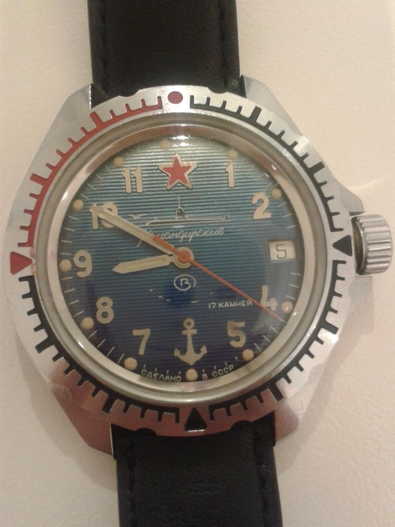Vostok Komandirskie U-Boot ?  2013-110