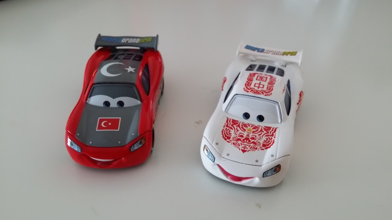 cars 1 et 2 CUSTOM MADE ( flyin79 ) 20140130