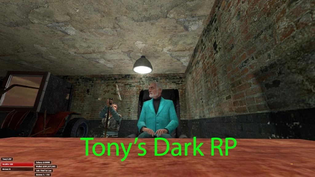 Tony's Server's
