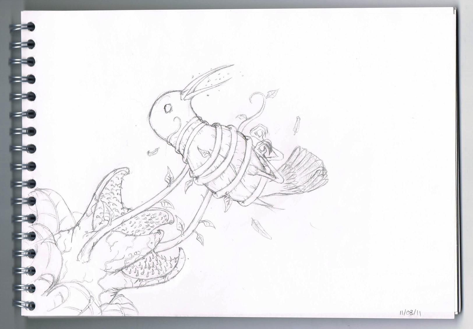 Galerie de Helyseria Sketch10