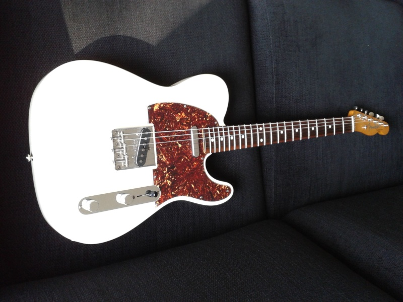 Projet d'upgrade Telecaster classic series 60  - Page 2 20140511