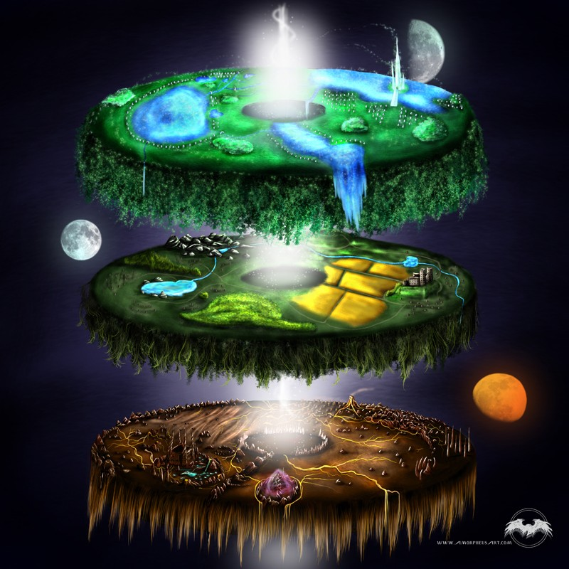 Aegoth - Die Dreieinwelt Aegoth10