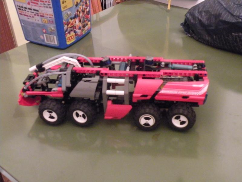 Lego Technic 8454 - 10/99 Dscn6412