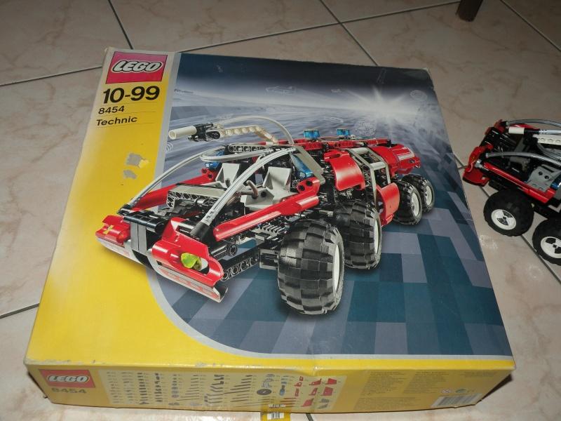 Lego Technic 8454 - 10/99 Dscn6521