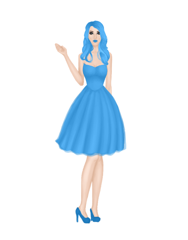 The New Outfit Sharing! Blue10