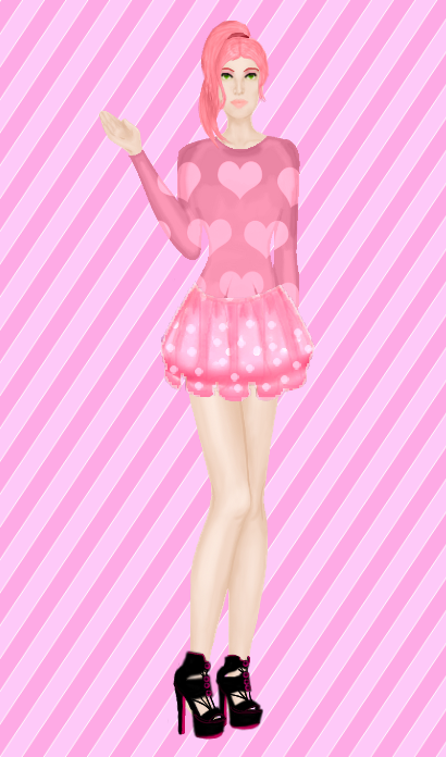 The New Outfit Sharing! - Page 3 Pinkpa12
