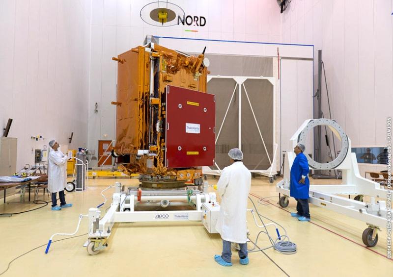 Soyouz-ST-A VS07 (Sentinel-1A) - 03.04.2014 1135-311