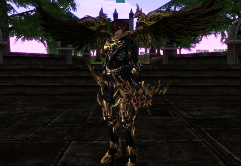 NEW ARMOR !! Archer10