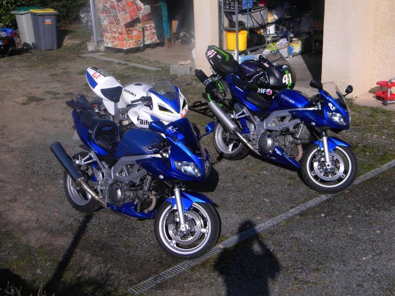 les moto de la F RACING TEAM Dscn3310