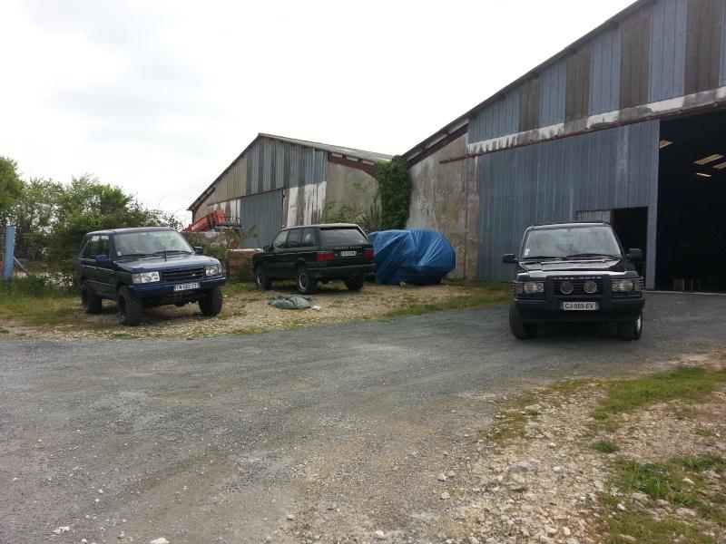Nouveau garage Land Rover dans le 17 20140527