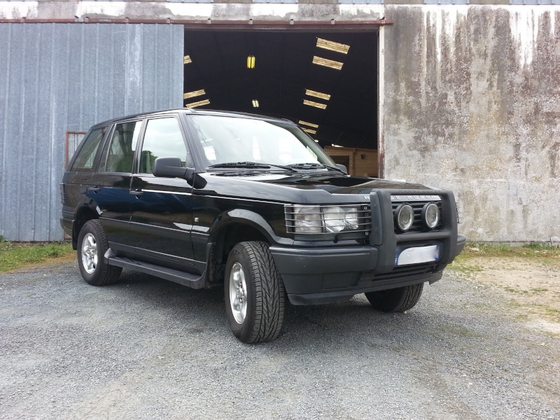 Nouveau garage Land Rover dans le 17 20140528