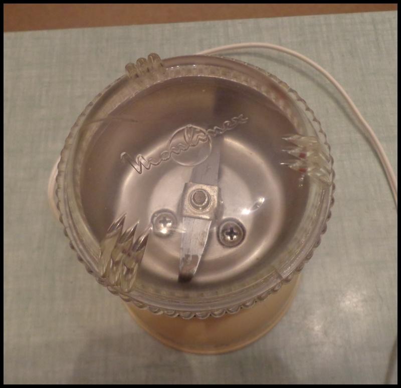 Moulin à café électrique Moulinex. Dsc02918