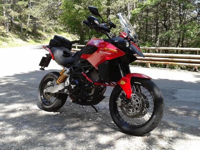 Alcune foto di altre mie moto.... 2013-012