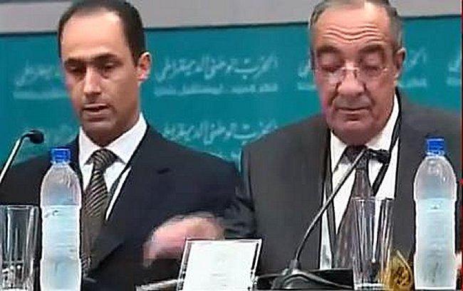 Le fils de Moubarak rate le trone Mimoun11