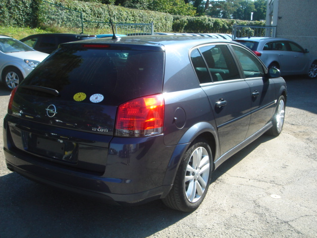 Opel Signum sport 1.9 CDTI 120 Dsc00913