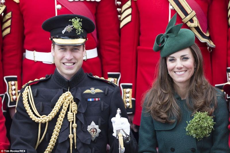 William y Catherine, Duques de Cambridge - Página 6 Pat111