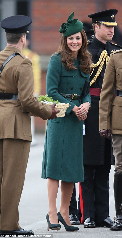 William y Catherine, Duques de Cambridge - Página 6 Pat1310