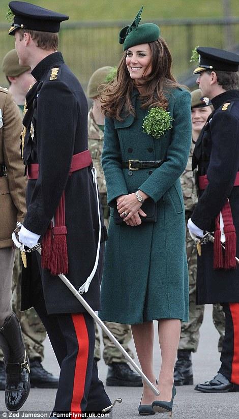 William y Catherine, Duques de Cambridge - Página 6 Pat1911
