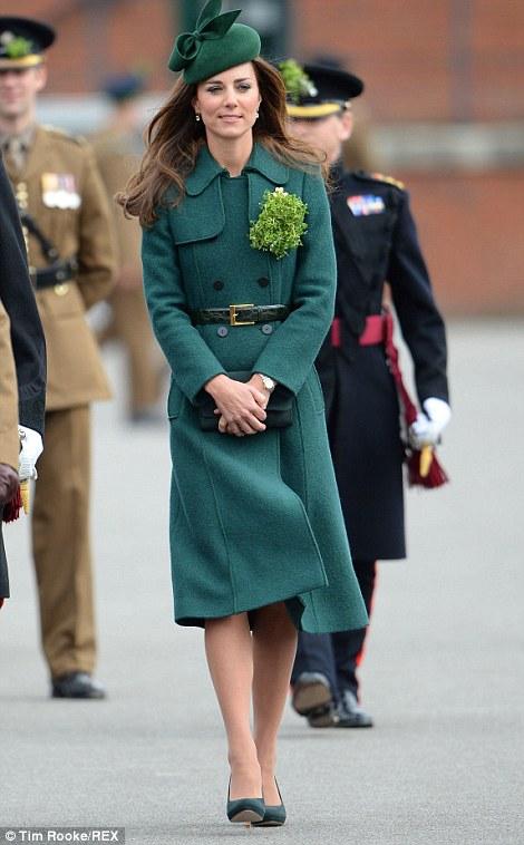 William y Catherine, Duques de Cambridge - Página 6 Pat311