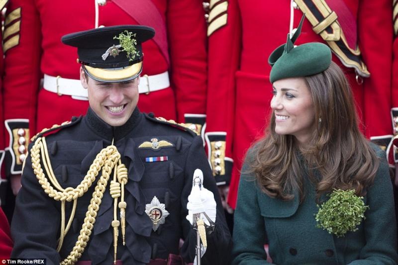William y Catherine, Duques de Cambridge - Página 6 Pat411