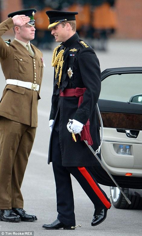William y Catherine, Duques de Cambridge - Página 6 Pat510