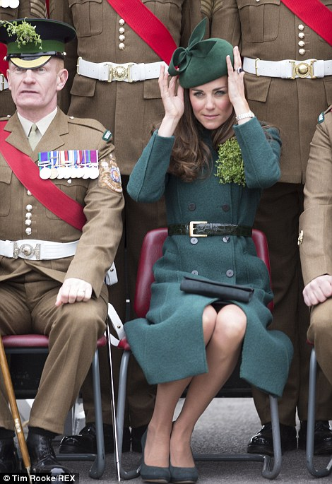 William y Catherine, Duques de Cambridge - Página 6 Pat710