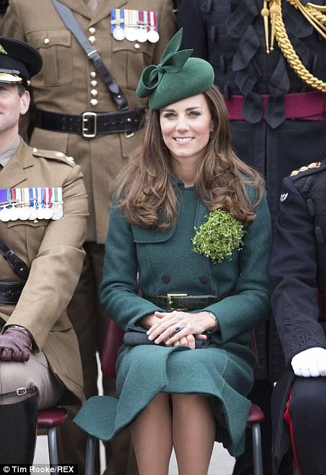 William y Catherine, Duques de Cambridge - Página 6 Pat810
