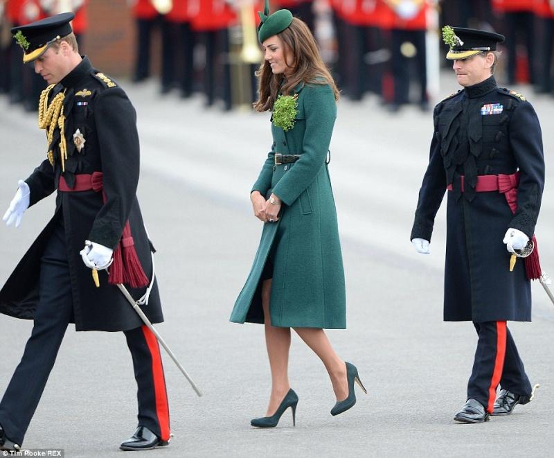 William y Catherine, Duques de Cambridge - Página 6 Pat910