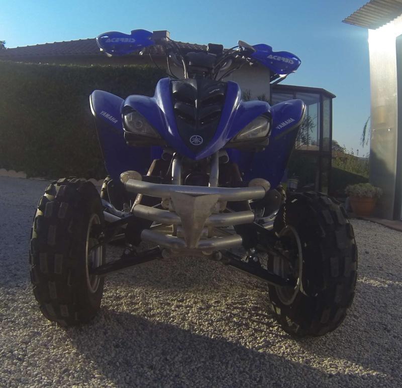 [Vend Quad Yamaha 350 raptor 2012]  Prix:4 900 € Quad310