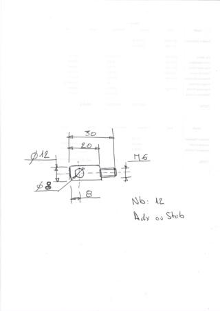 Demande de fabrication Suppor10