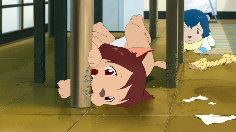 Images des dessins animés du Studio Ghibli 0110