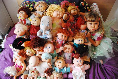 les poupée patoufs 10622910