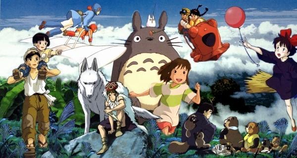 Images des dessins animés du Studio Ghibli 29778010