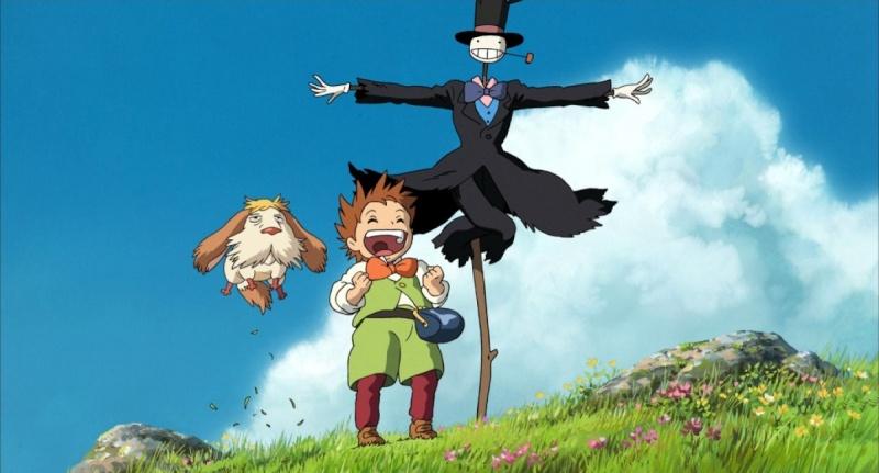 Images des dessins animés du Studio Ghibli Chatea10