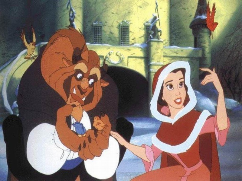 La belle et la bete Disney10