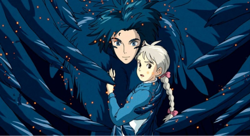 Images des dessins animés du Studio Ghibli Hauru-10