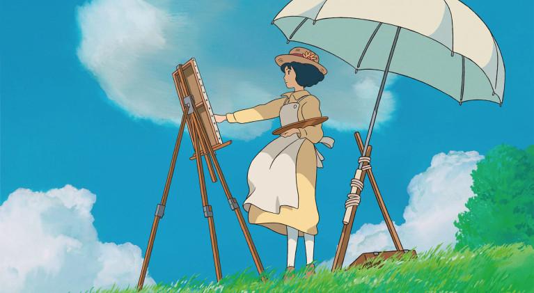 Images des dessins animés du Studio Ghibli Le-ven10