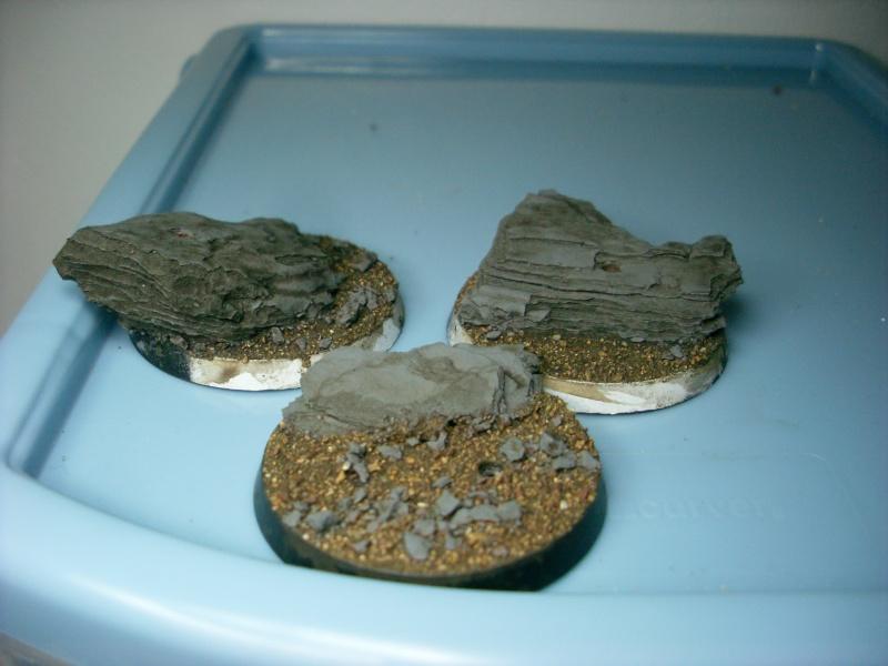 Réaliser des socles rocheux Socles14
