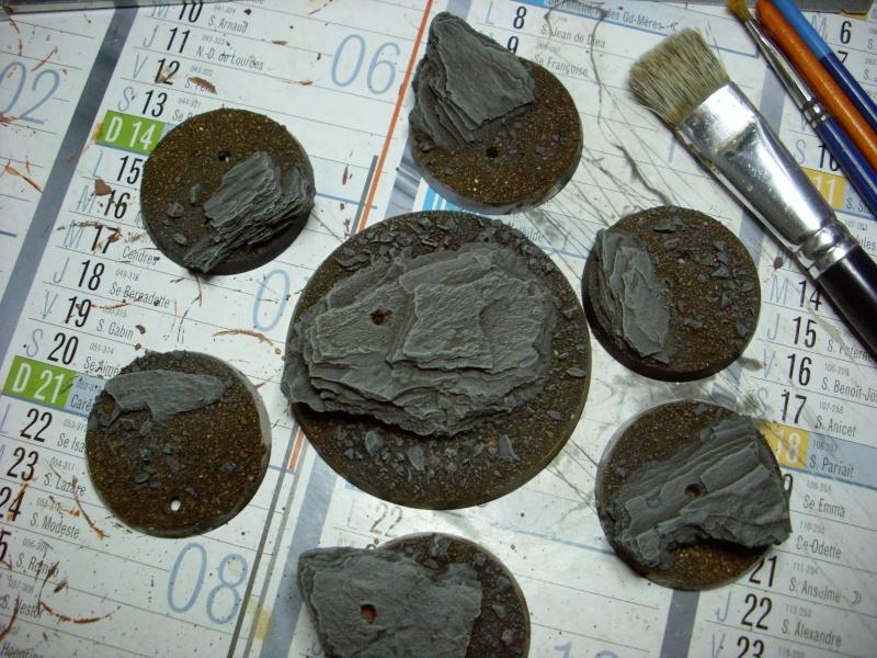 Réaliser des socles rocheux Socles16