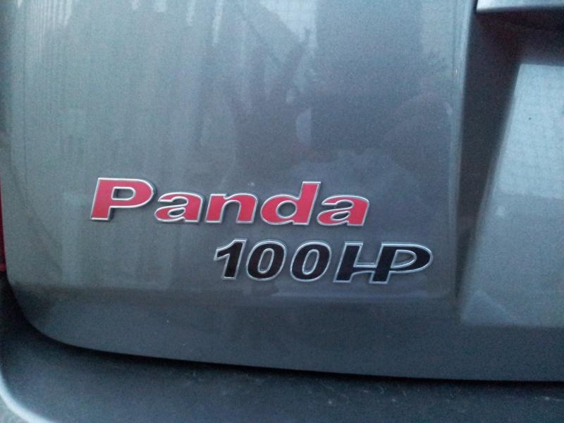 """Remplacer le sigle """"Panda"""" rouge par un nouveau 20131114"""