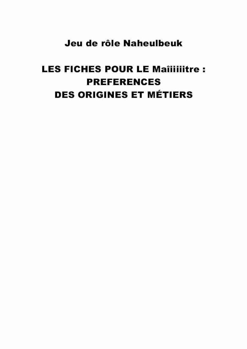 Préférences selon les Origines/Métiers Upload30