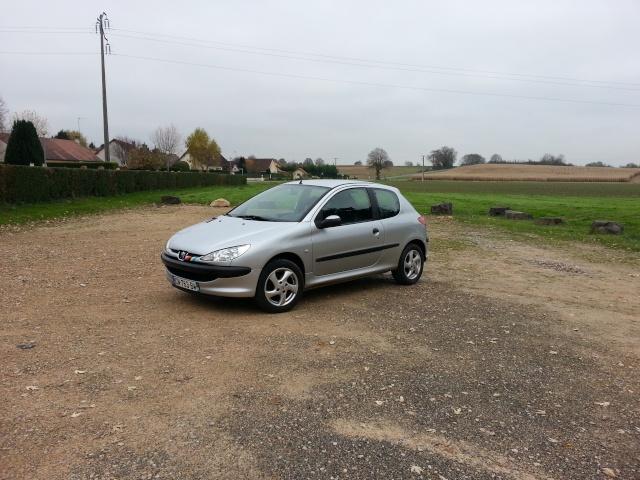 [jordan20671]  Peugeot 206 1.4 20131115