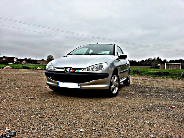 [jordan20671]  Peugeot 206 1.4 Picsar13