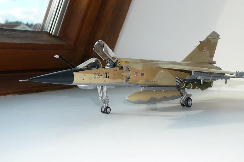 Mirage F1CR Guerre du Golfe 4010