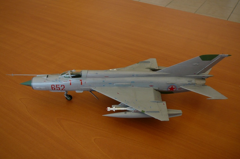 MIG-21MF eduard E110